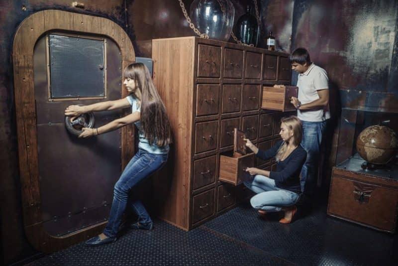 Бизнес-план квест комнаты: как открыть квест комнату