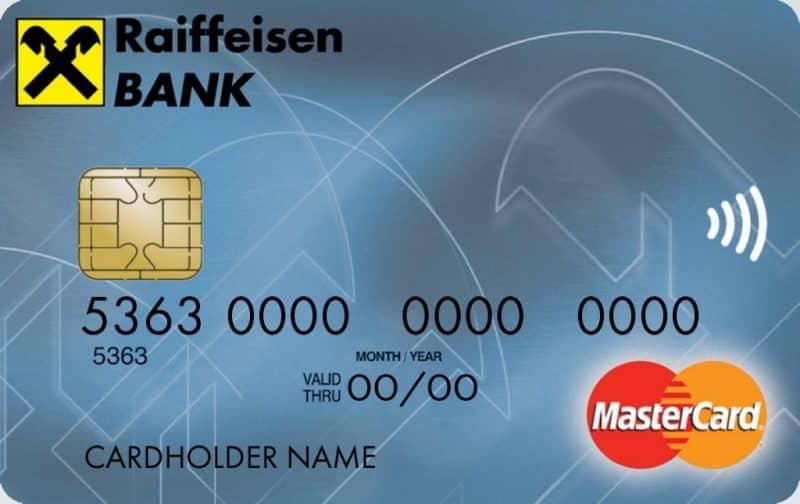Кредитная карта Райффайзенбанка